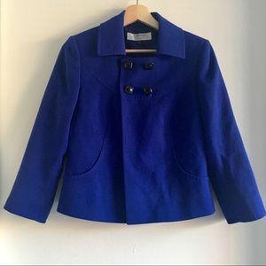 Tahari Royal Blue Blazer/Jacket